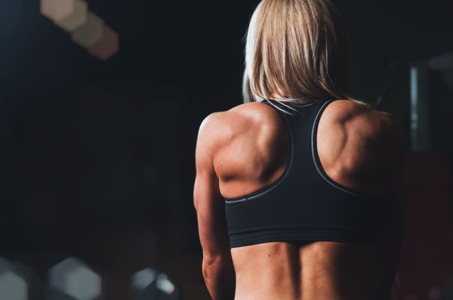 main image for 20 second workout woman muscles